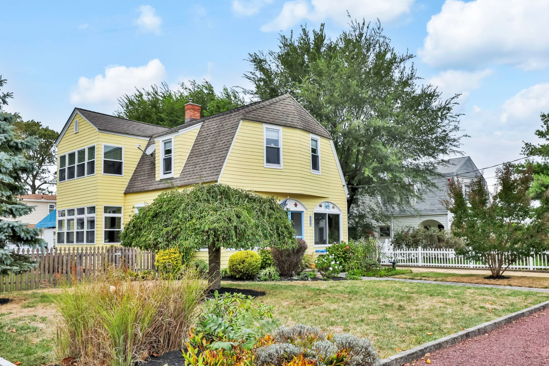 Single Family Homes for Sale at Old World Charm Living East Of The Canal 807 Clark Street Point Pleasant, New Jersey 08742 United States