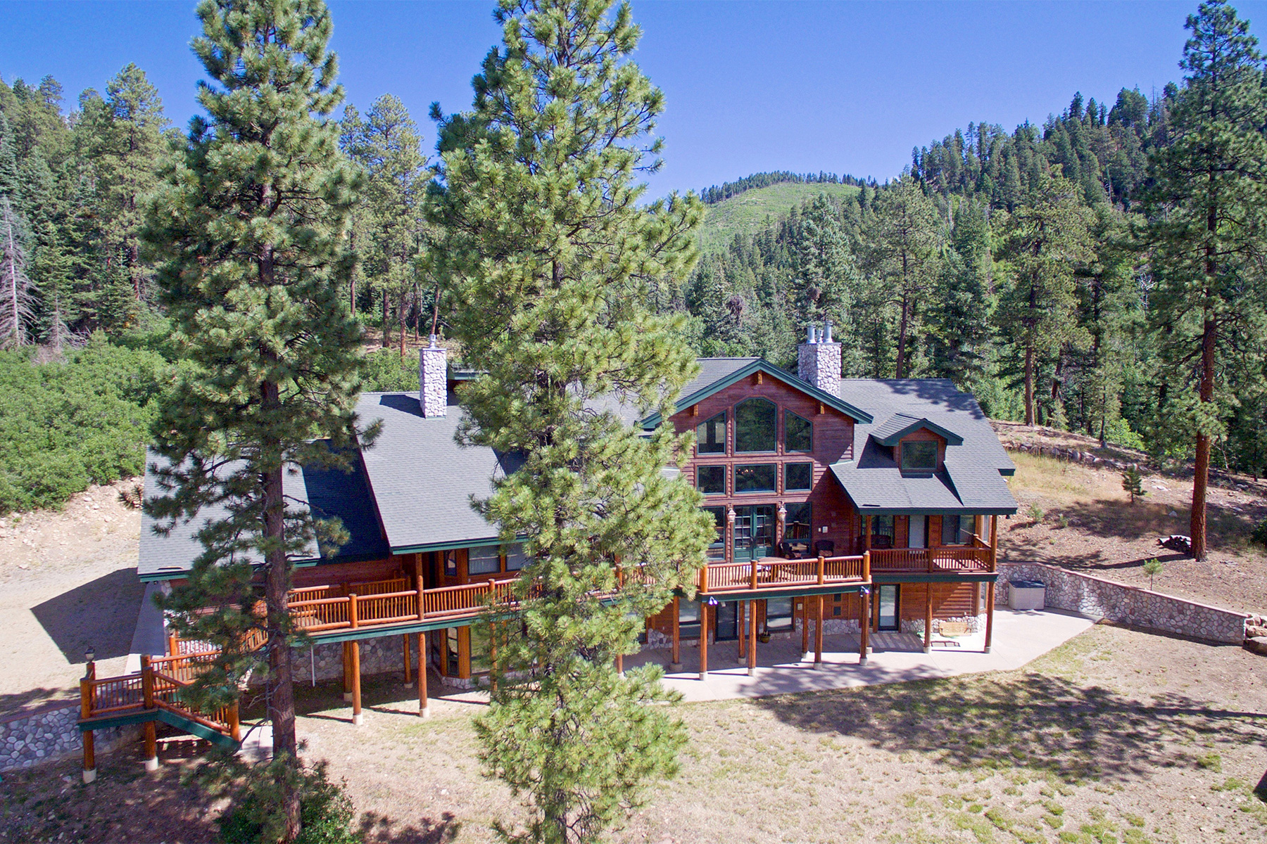 Single Family Home for Sale at TC Ranch 780 Trew Creek Road Durango, Colorado 81301 United States