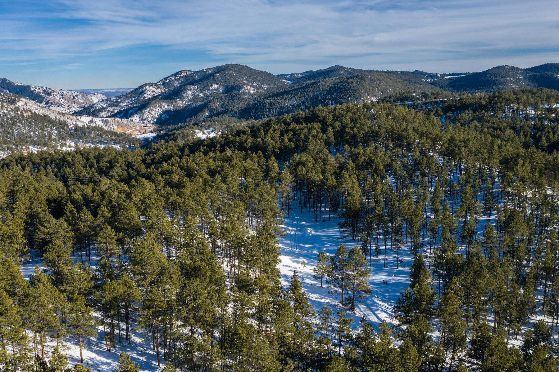 Land for Active at 2583 Elk Valley Road Evergreen, Colorado 80439 United States