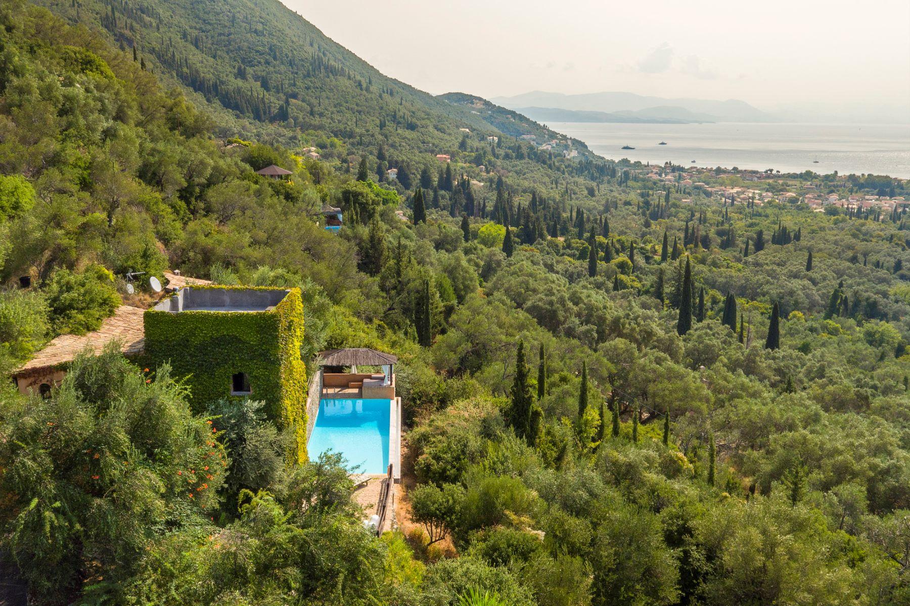 Casa Unifamiliar por un Venta en Terra Verde Agios Markos Terra Verde Corfu, Islas Jónicas, 49083 Grecia