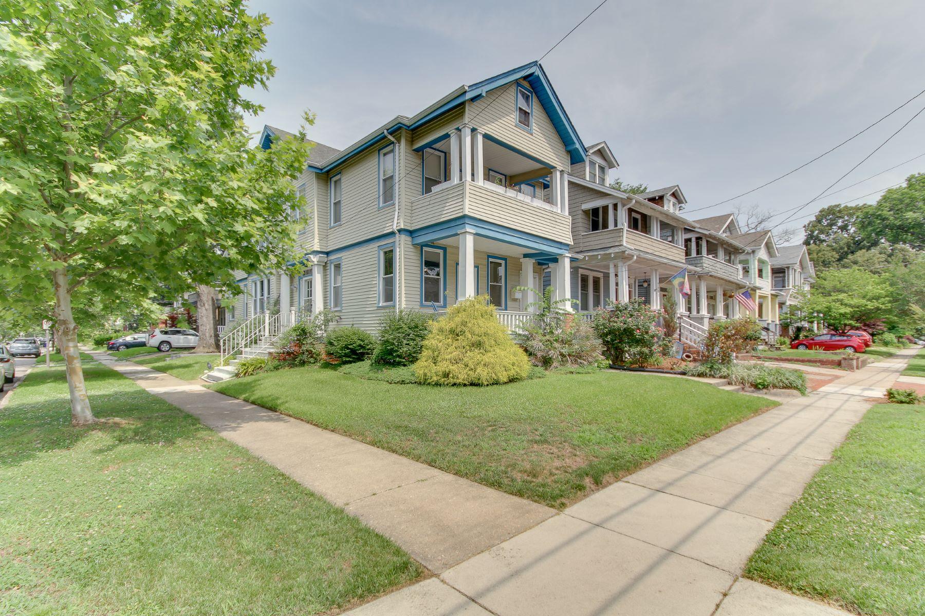 Condominiums por un Venta en COLONIAL PLACE 500 Maryland Ave Norfolk, Virginia 23508 Estados Unidos