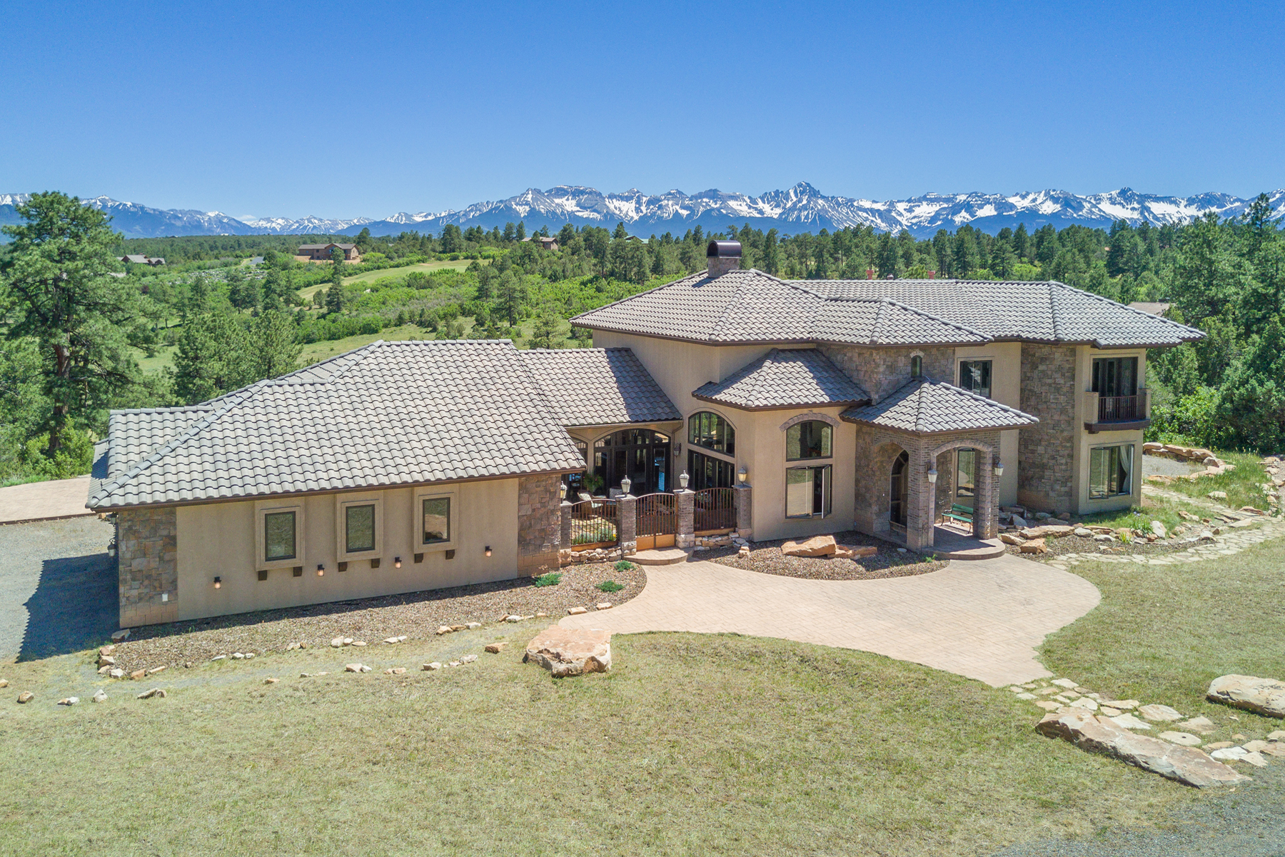 Single Family Homes for Sale at Ridgway, Colorado 81432 United States