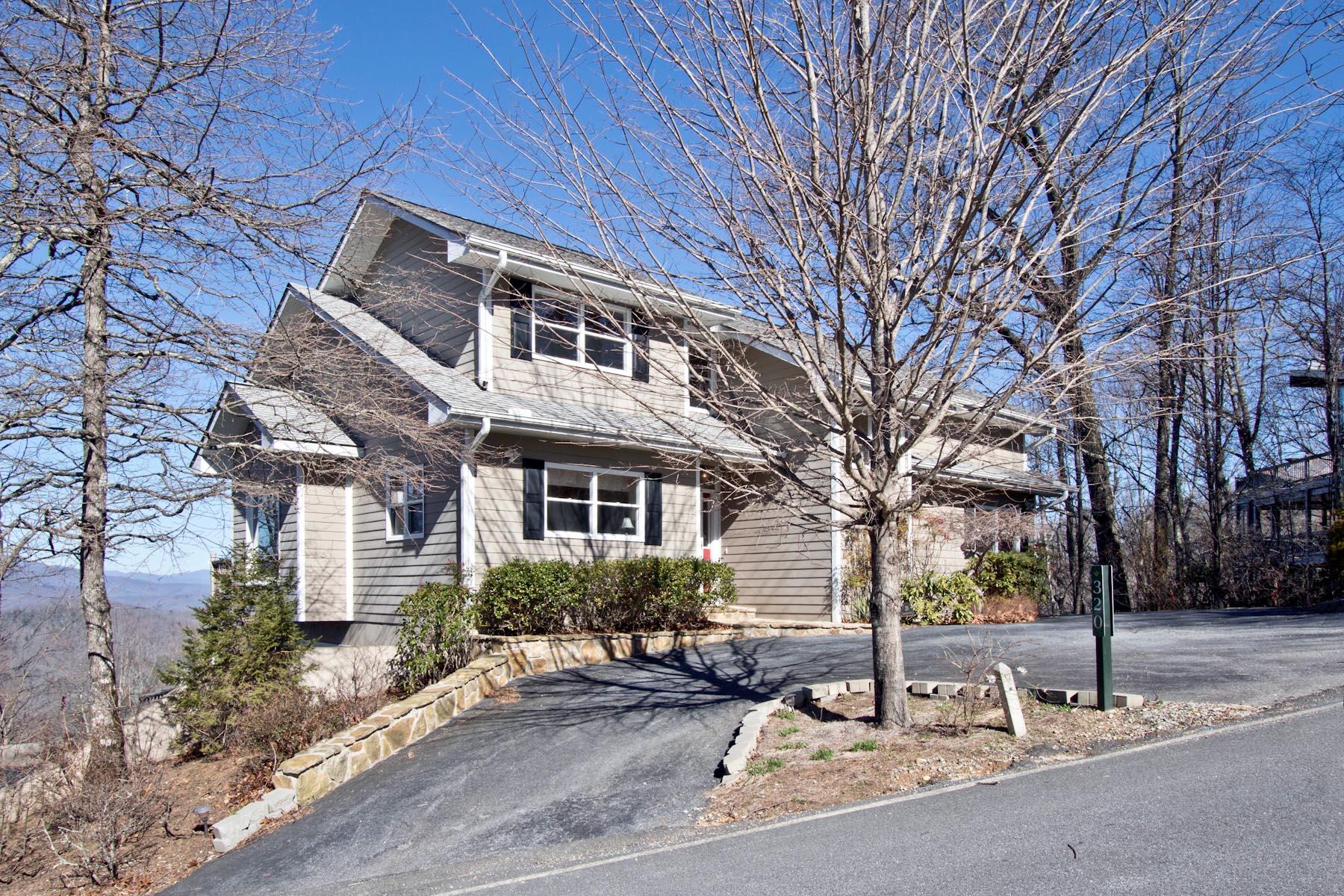 Maison unifamiliale pour l Vente à 320 Saddleback Circle Dillard, Georgia 30537 États-Unis