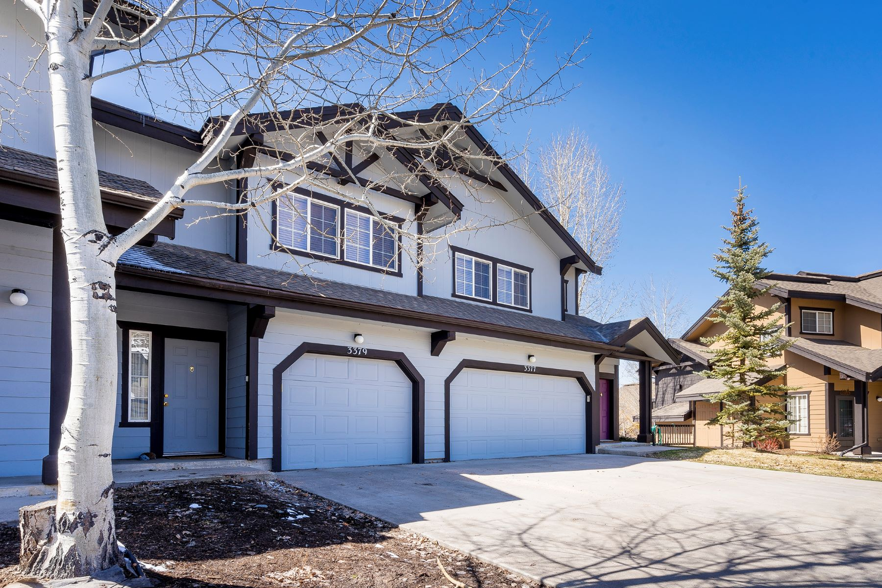 Townhouse for Active at Minutes to Ski Area 3379 Covey Circle Steamboat Springs, Colorado 80487 United States