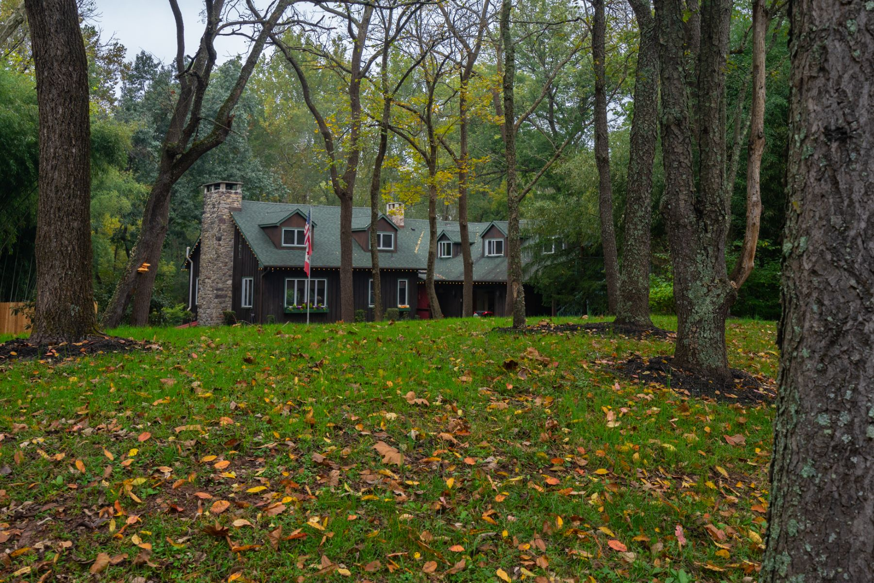 Single Family Home for Sale at A Rare Paradise In New Hope Borough 105 Stoney Hill Road, New Hope, Pennsylvania 18938 United States