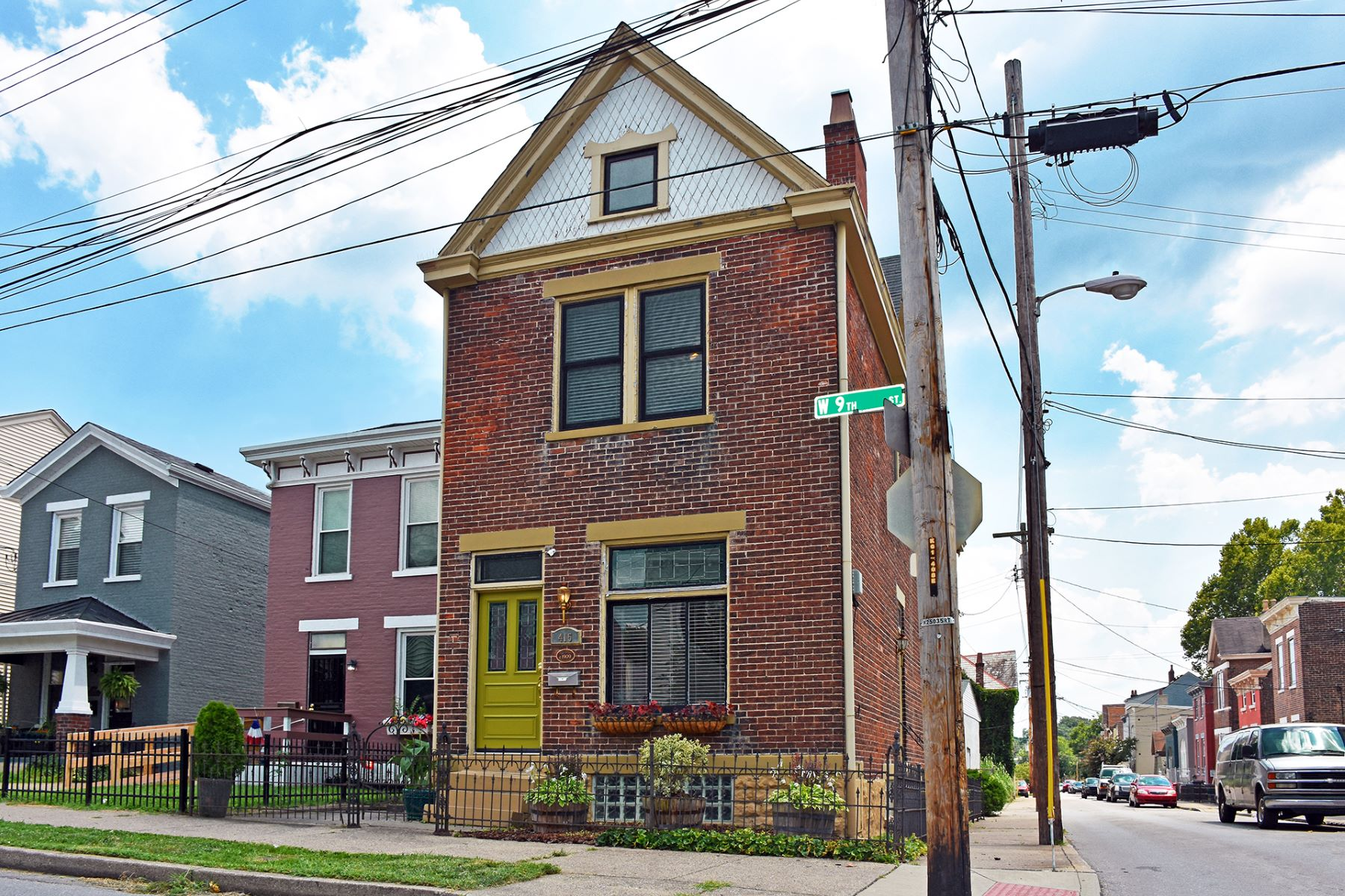Single Family Homes للـ Sale في Covington, Kentucky 41011 United States