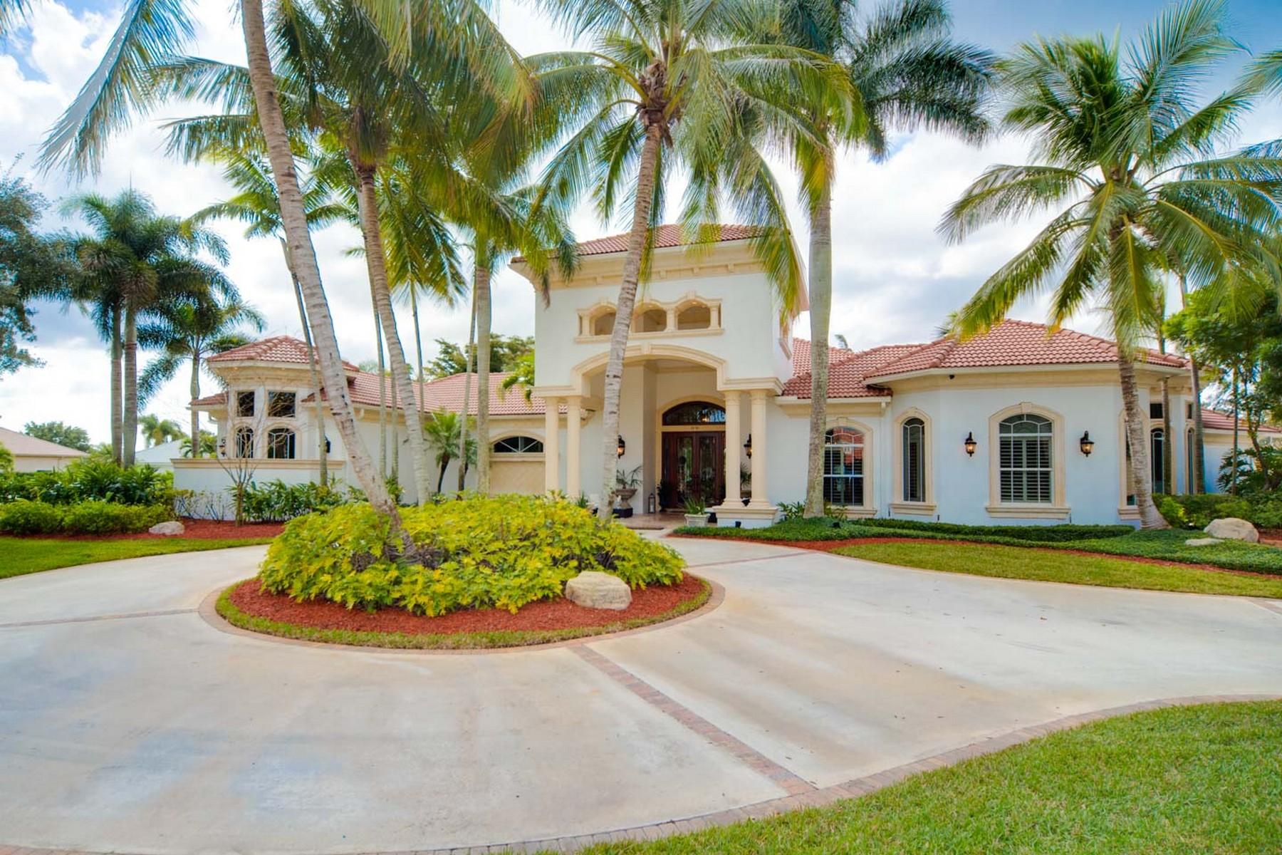 Tek Ailelik Ev için Satış at 2095 Windsock Way Aero Club, Wellington, Florida, 33414 Amerika Birleşik Devletleri