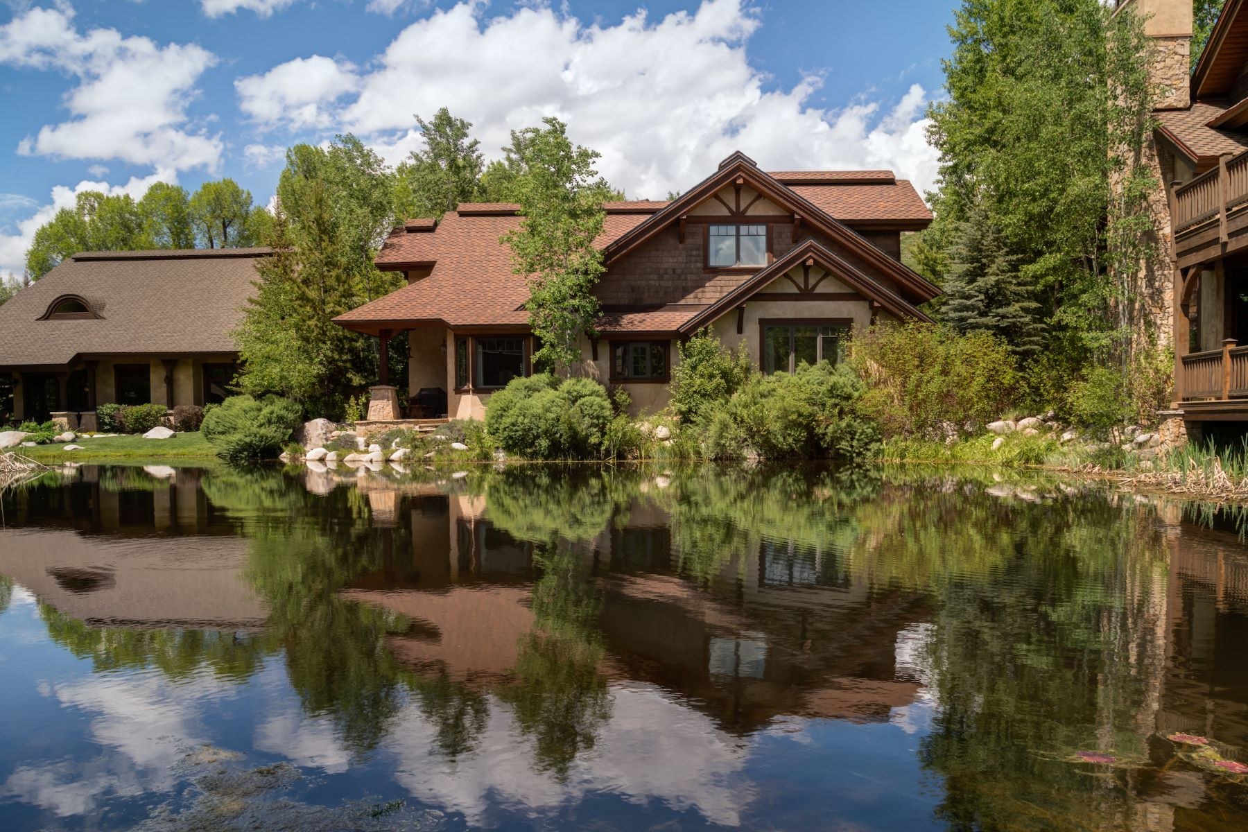 Single Family Home for Sale at Angler's Retreat 668 Retreat Place Steamboat Springs, Colorado 80487 United States