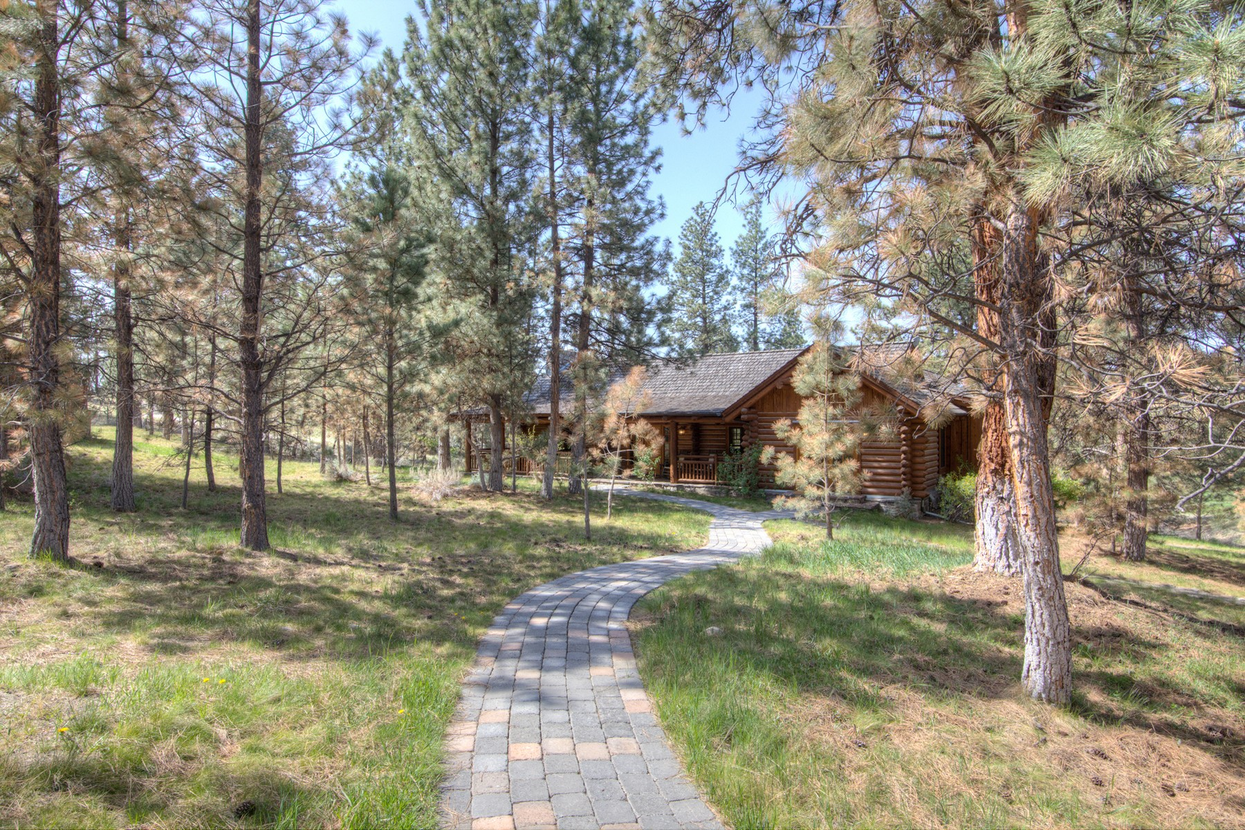 Additional photo for property listing at Stock Farm Cabin 3 700  Pallo Trail Hamilton, Montana 59840 United States