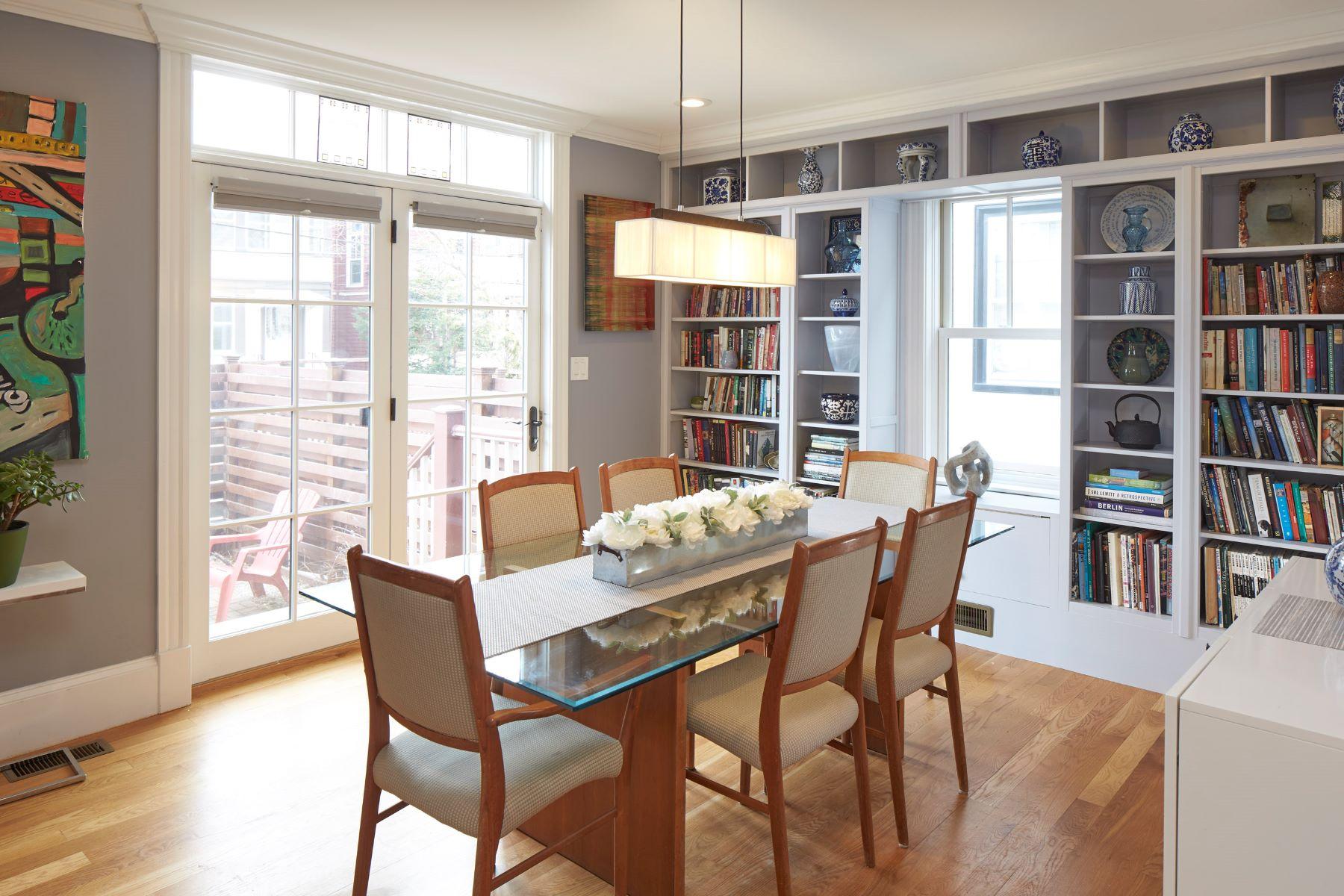 Частный односемейный дом для того Продажа на 43 Dover Street, Cambridge 43 Dover St 43 Cambridge, Массачусетс 02140 Соединенные Штаты