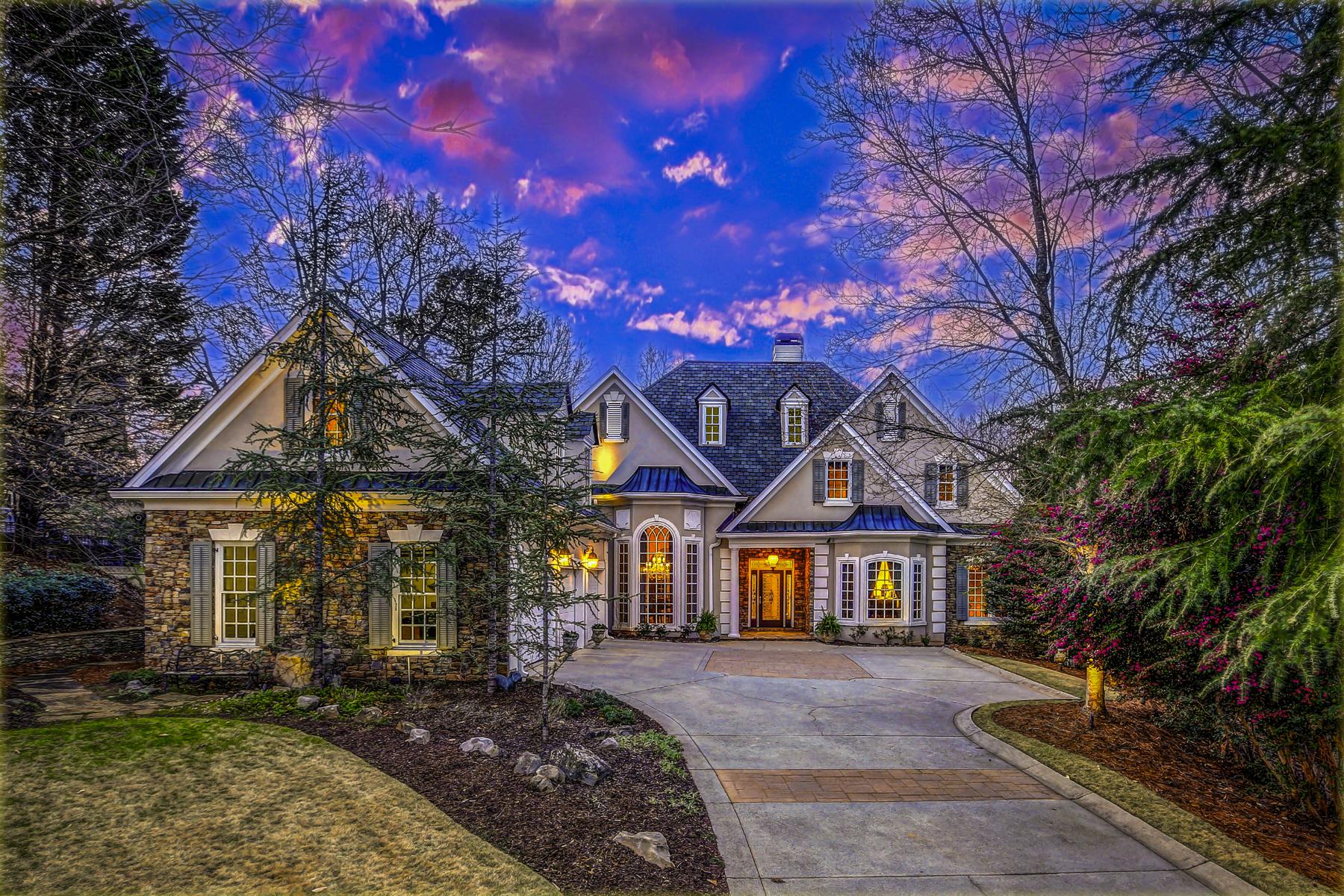 獨棟家庭住宅 為 出售 在 Live Harmony 8370 Jett Ferry Road, Sandy Springs, 喬治亞州, 30350 美國