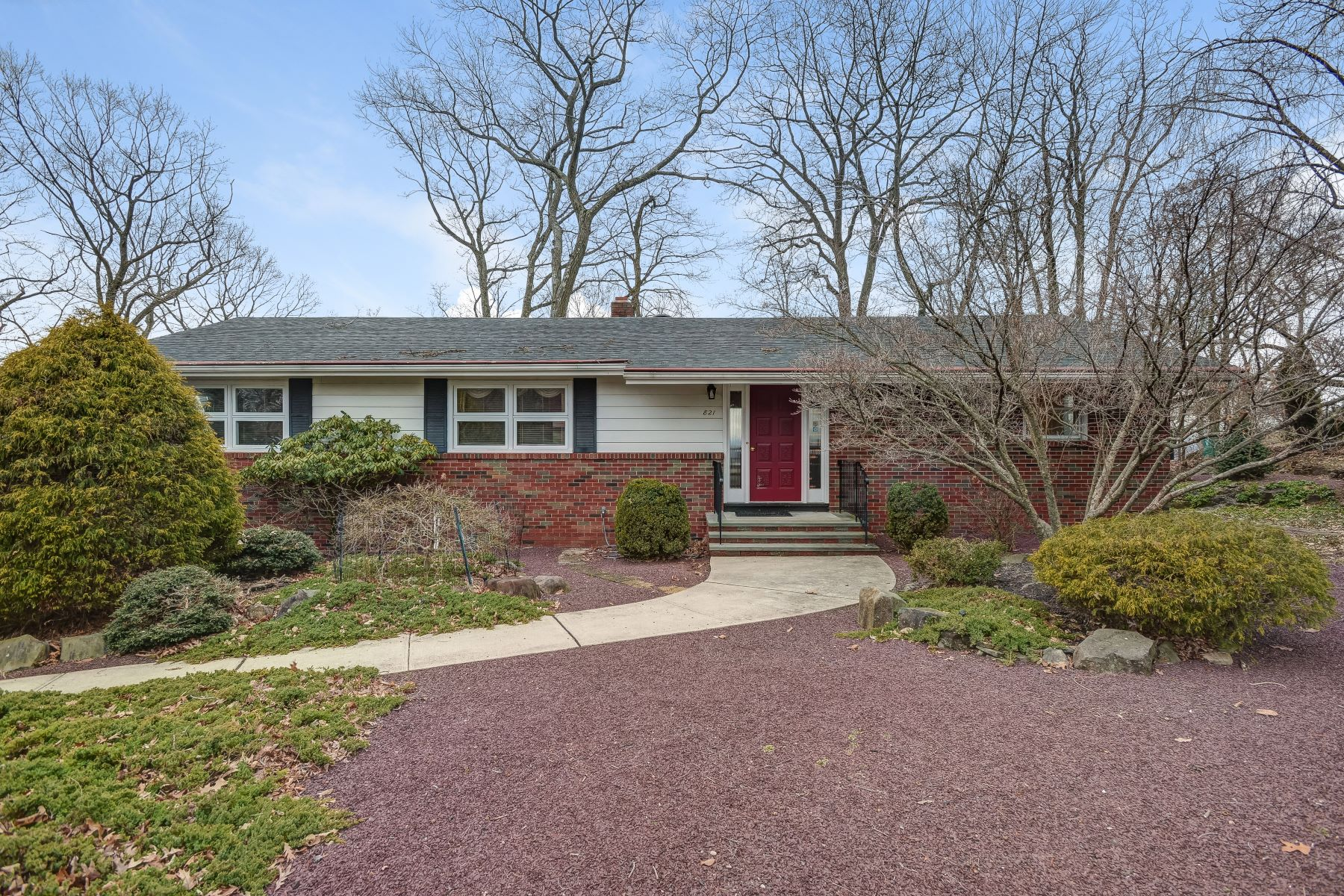 Property for Sale at Custom Ranch 821 Partridge Drive, Bridgewater, New Jersey 08807 United States
