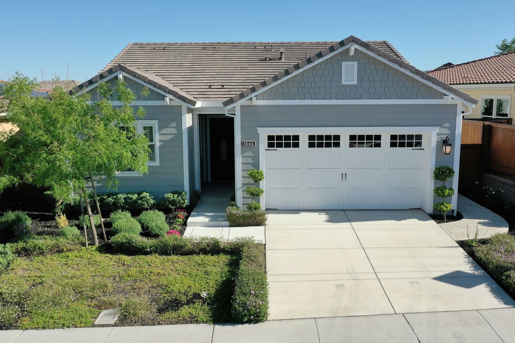 Single Family Homes for Sale at Best Value At Trilogy At The Vineyards 1644 Chianti Lane Brentwood, California 94513 United States