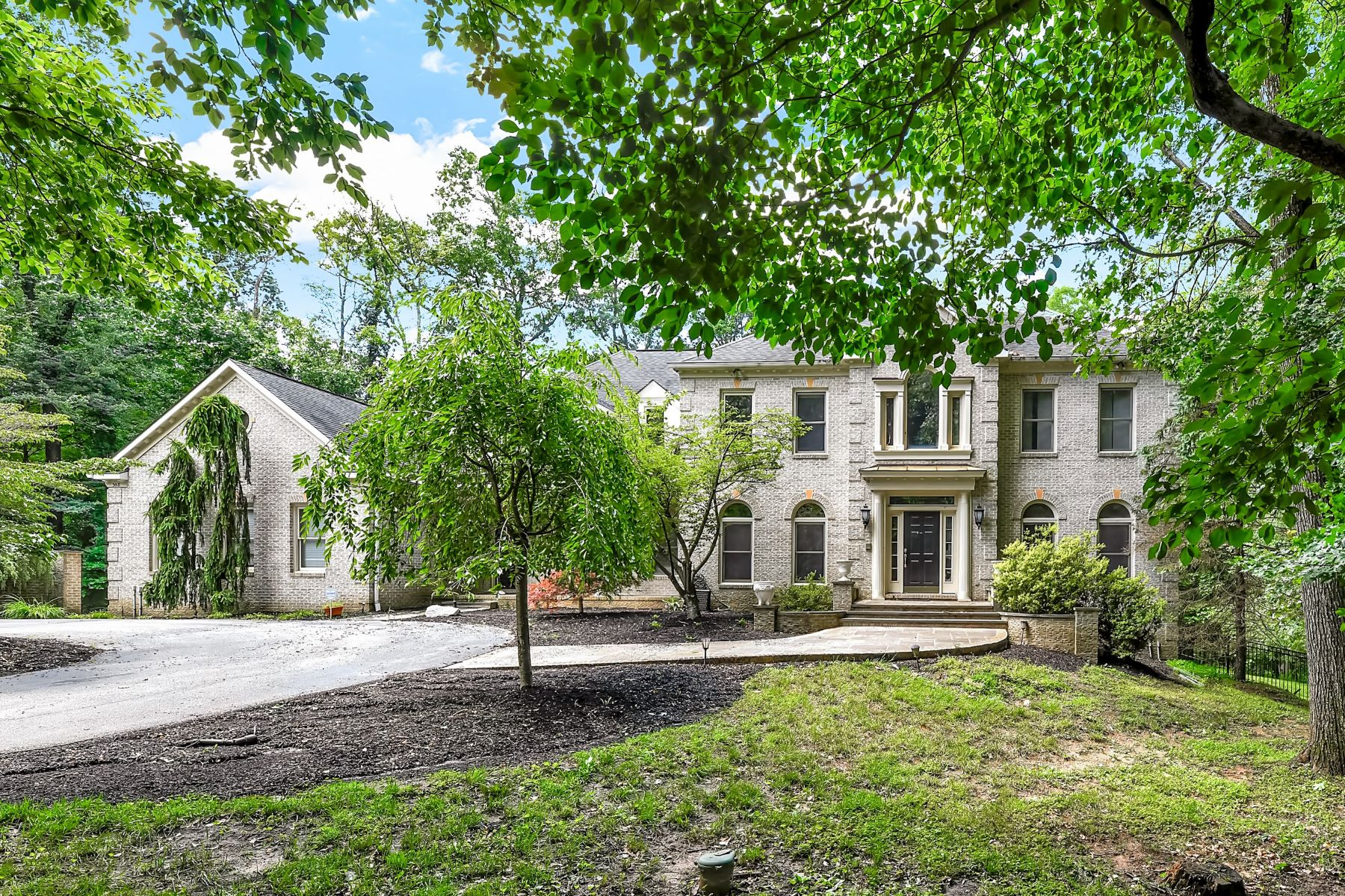 Single Family Homes for Active at Worthington Woodsyde 3018 Susanne Court Owings Mills, Maryland 21117 United States