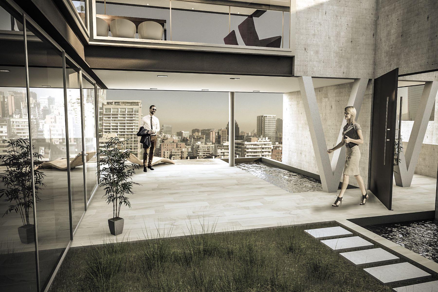 Casa Unifamiliar por un Venta en Vistas y Estilo de Vida Contemporáneo Santiago, Region Metropolitana De Santiago, Chile