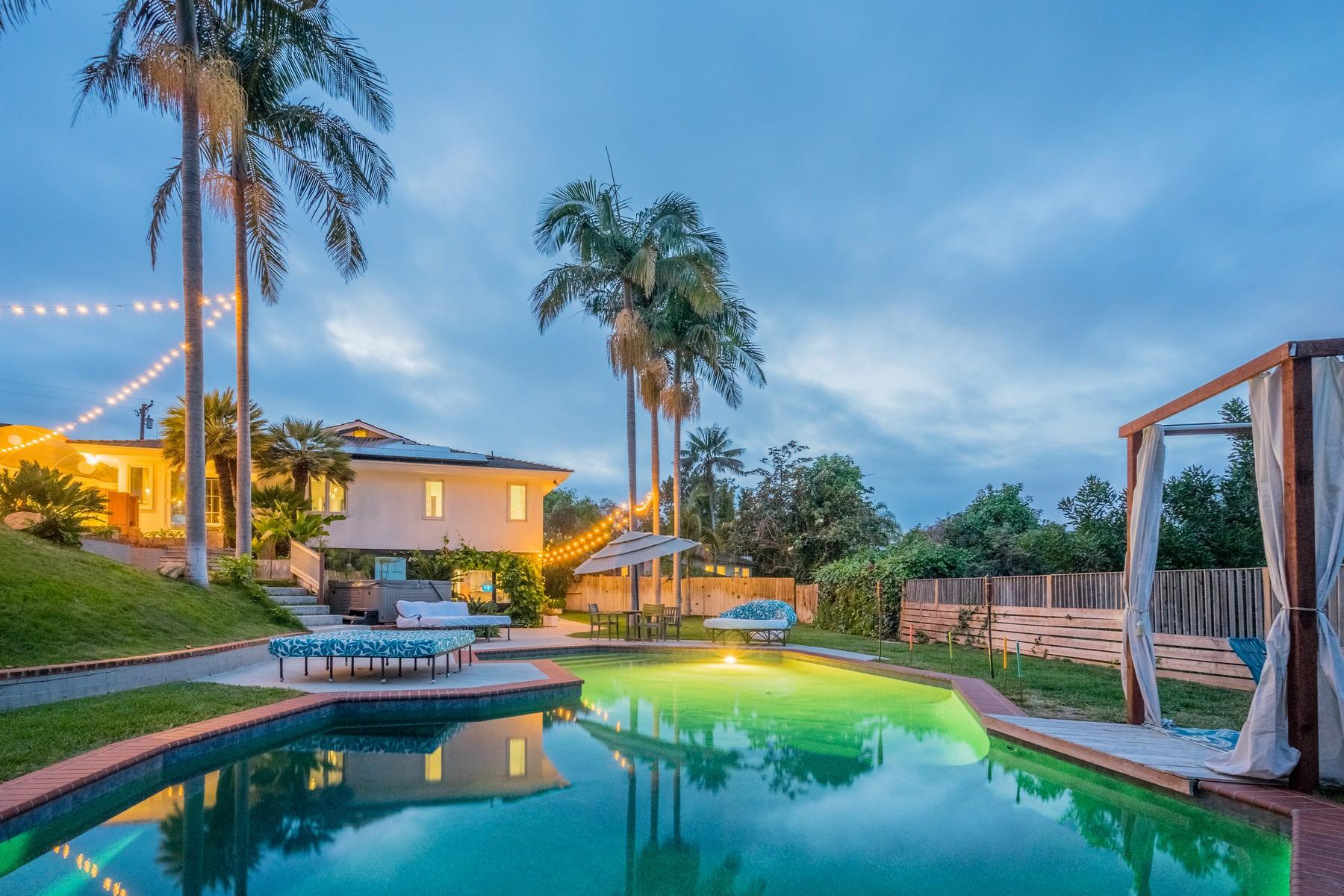 Single Family Home for Sale at 8031 La Jolla Scenic La Jolla, California 92037 United States