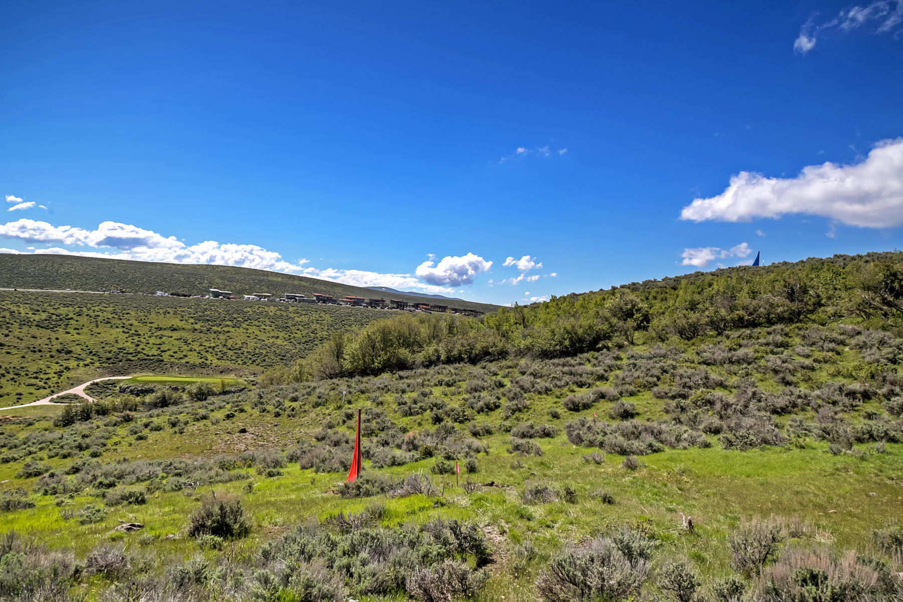 Terreno por un Venta en Stunning Golf and Ski Run Views on The Nicklaus Course 6730 Painted Valley Pass Lot #14 Park City, Utah, 84098 Estados Unidos