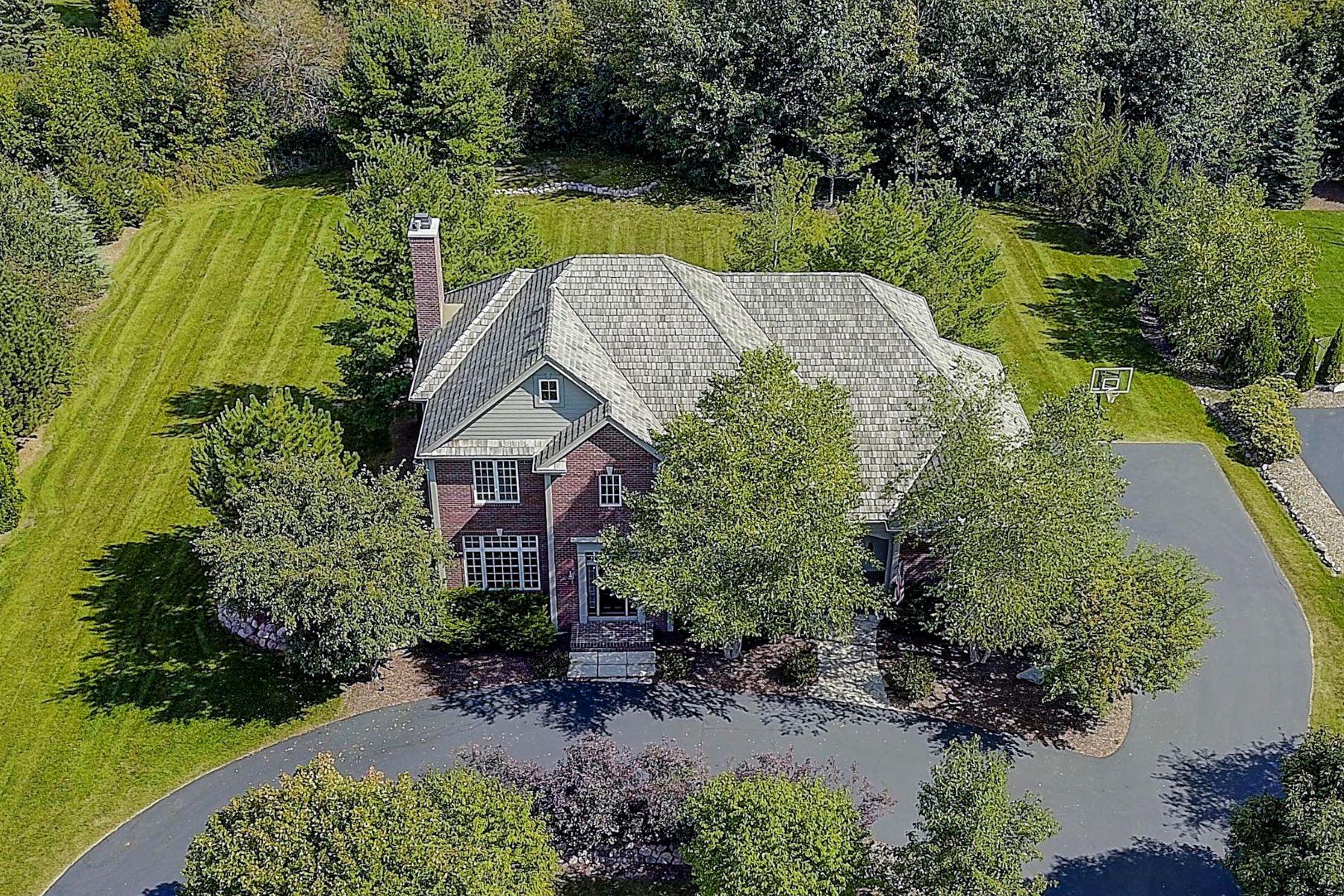 Single Family Homes por un Venta en Mequon, Wisconsin 53092 Estados Unidos