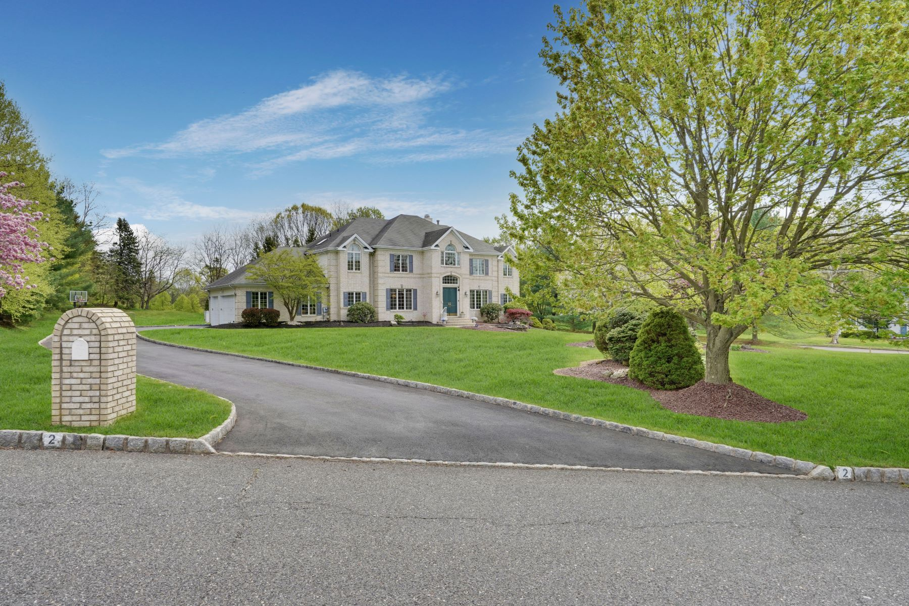 Single Family Homes for Sale at Exceptional Value 2 Bordeaux Lane Holmdel, New Jersey 07733 United States