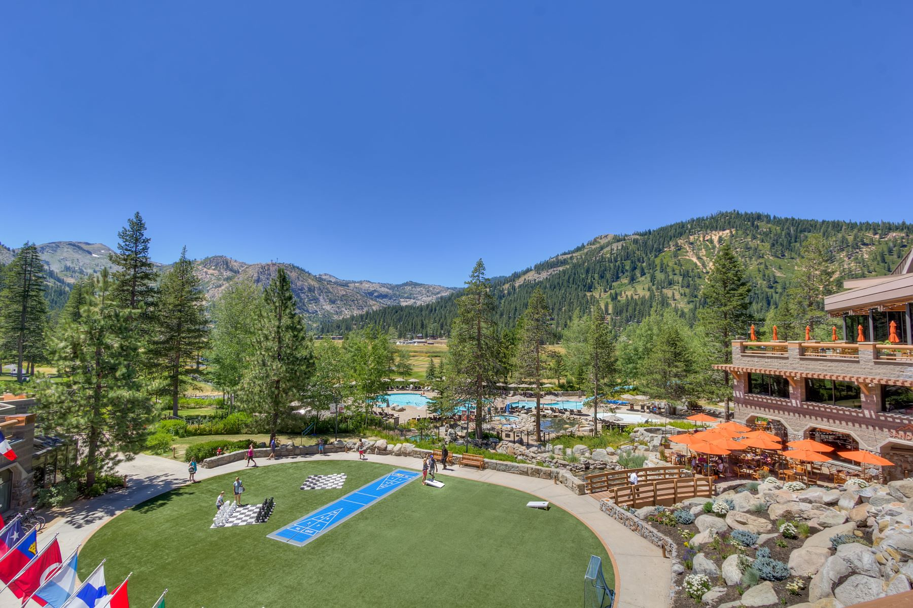 townhouses for Active at 400 Squaw Creek Road # 609/611, Olympic Valley Road, Ca 96146 400 Squaw Creek Road 609/611 Olympic Valley, California 96146 United States