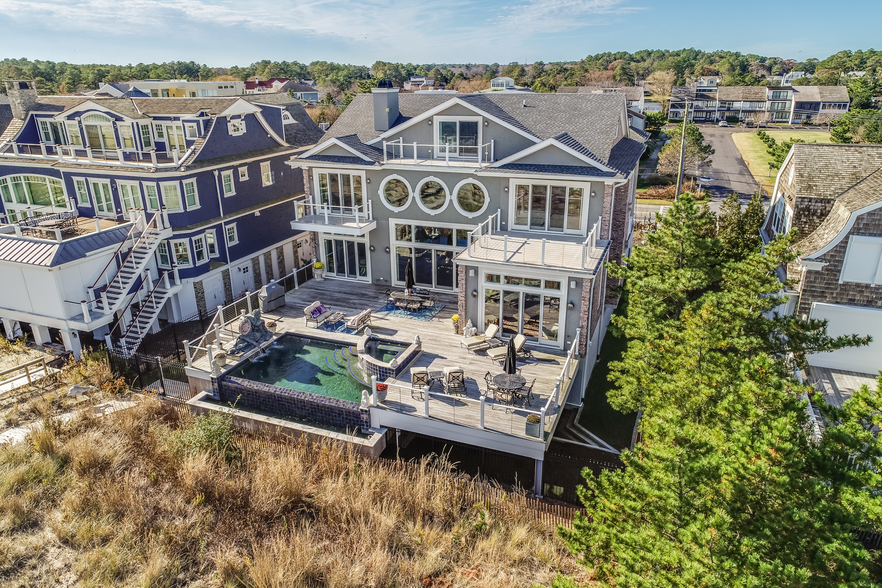 Single Family Home for Sale at 18 Ocean Drive , Rehoboth Beach, DE 19971 18 Ocean Drive Rehoboth Beach, Delaware 19971 United States