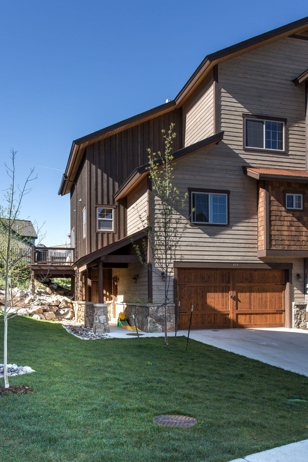 Townhouse for Sale at Rocky Peak Village Townhouse 439 Willett Heights Ct Steamboat Springs, Colorado 80487 United States