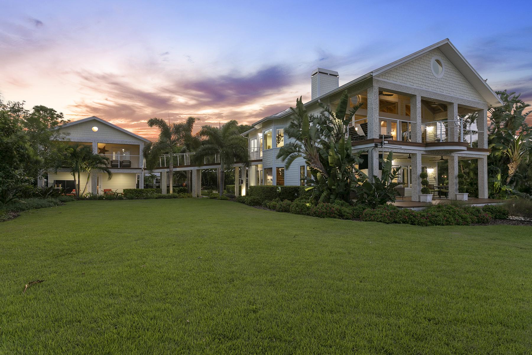 Single Family Homes para Venda às 1803 Beach Dr Se, St. Petersburg, Florida 33705 Estados Unidos