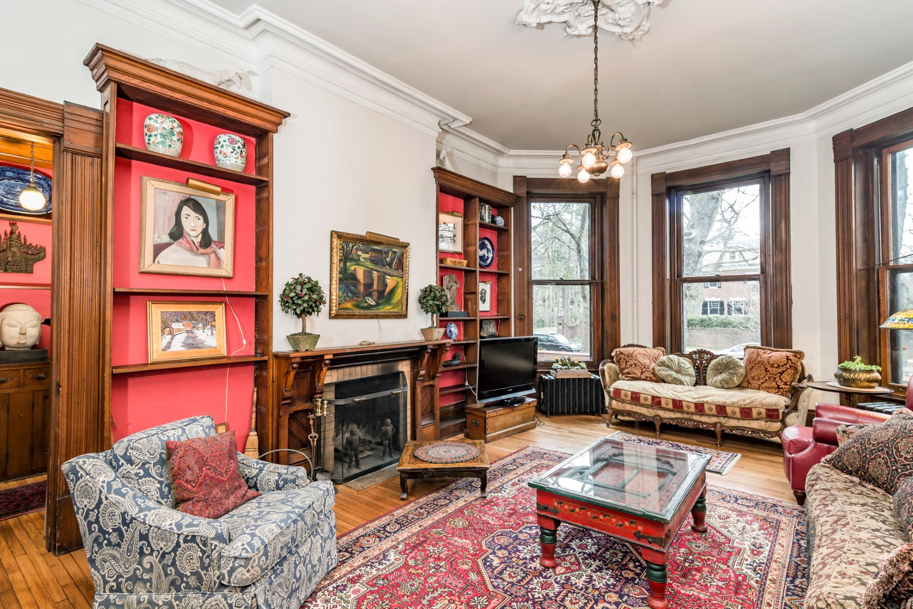 Additional photo for property listing at Richard Morris Hunt Would Be Proud 68 Library Place, Princeton, New Jersey 08540 United States