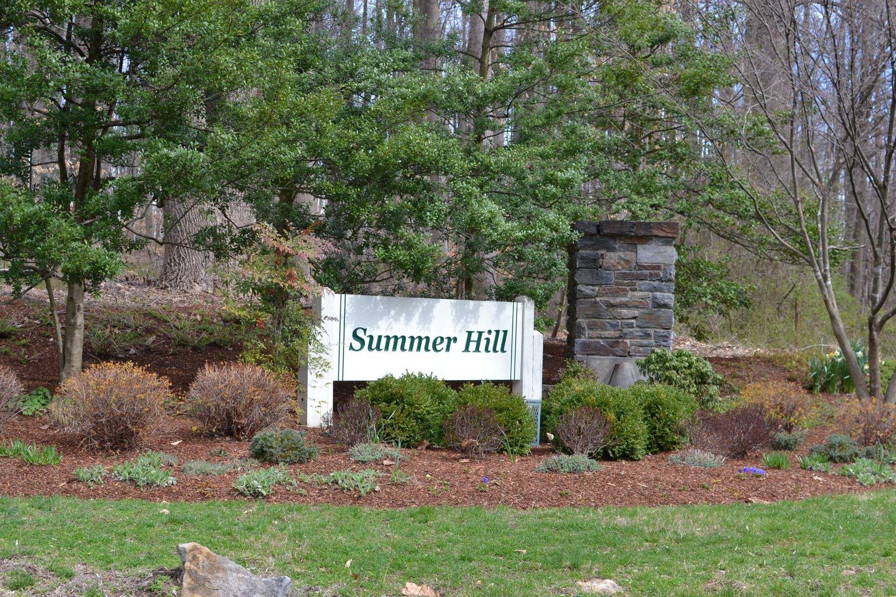 Land for Sale at Summer Hill Beautiful, Wooded Lot 13701 Harcum Road Phoenix, Maryland 21131 United States