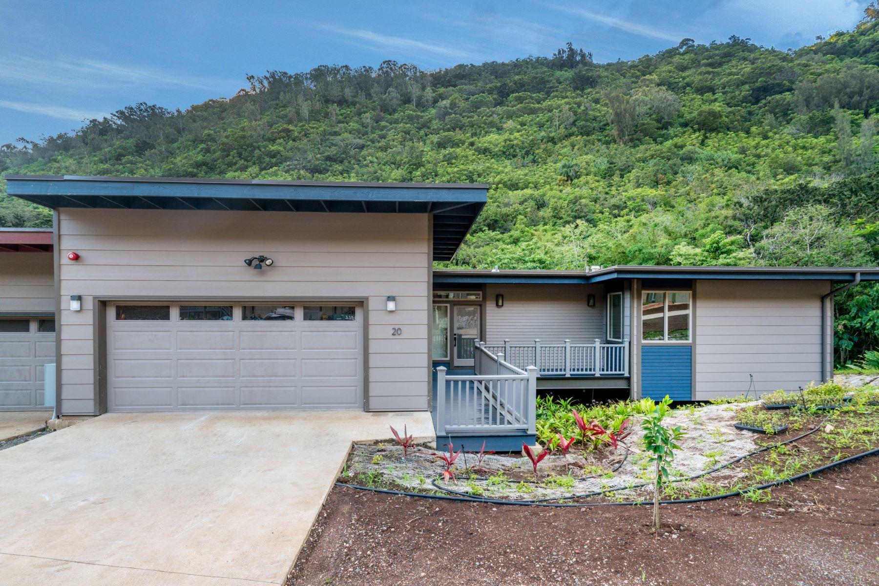 Nhà ở một gia đình vì Bán tại Diamond at Kapiwai 2914 Booth Rd #20 Pauoa Valley, Honolulu, Hawaii, 96813 Hoa Kỳ