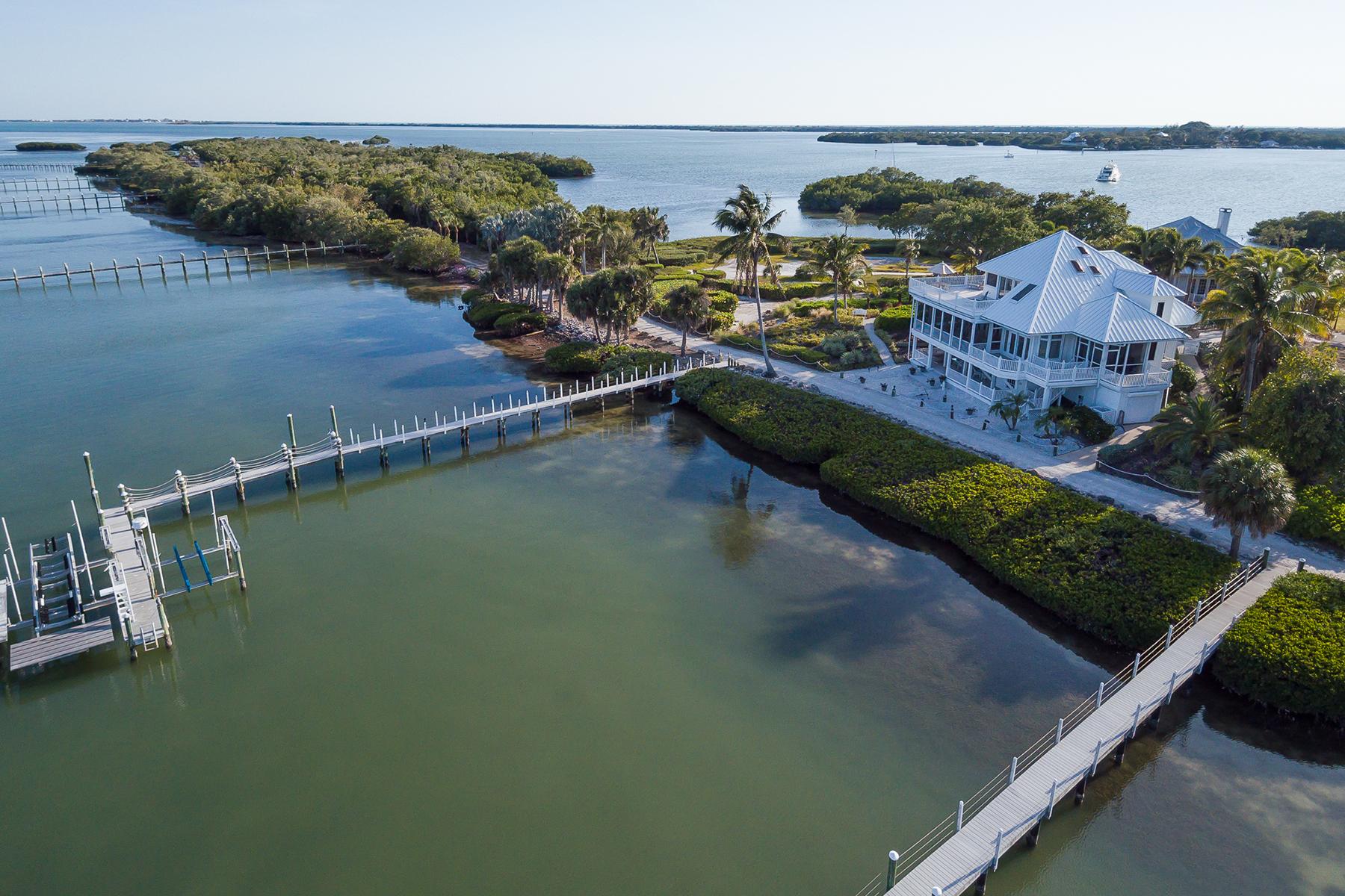 Single Family Homes 為 出售 在 320 Useppa Island, Useppa Island, 佛羅里達州 33924 美國
