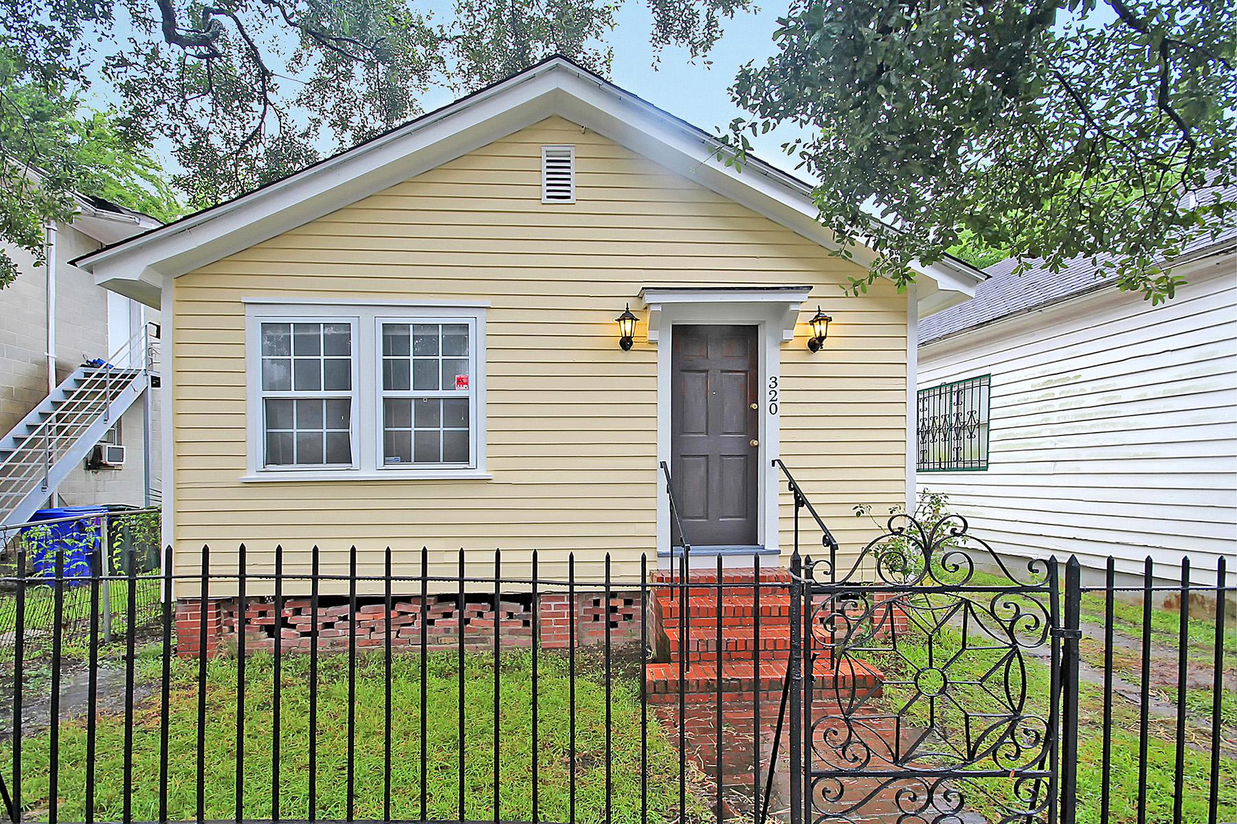 Tek Ailelik Ev için Satış at 320 Ashley Avenue Charleston, South Carolina (Güney Carolina), 29403 Amerika Birleşik Devletleri