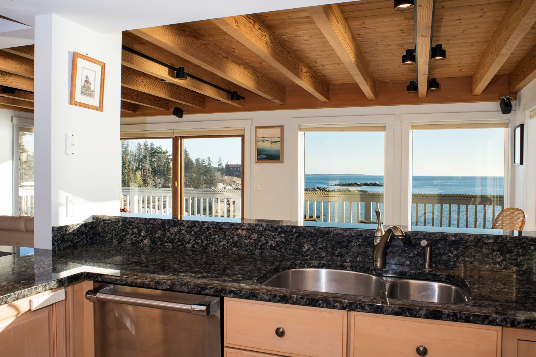 Other Residential Homes للـ Sale في Southport, Maine 04576 United States