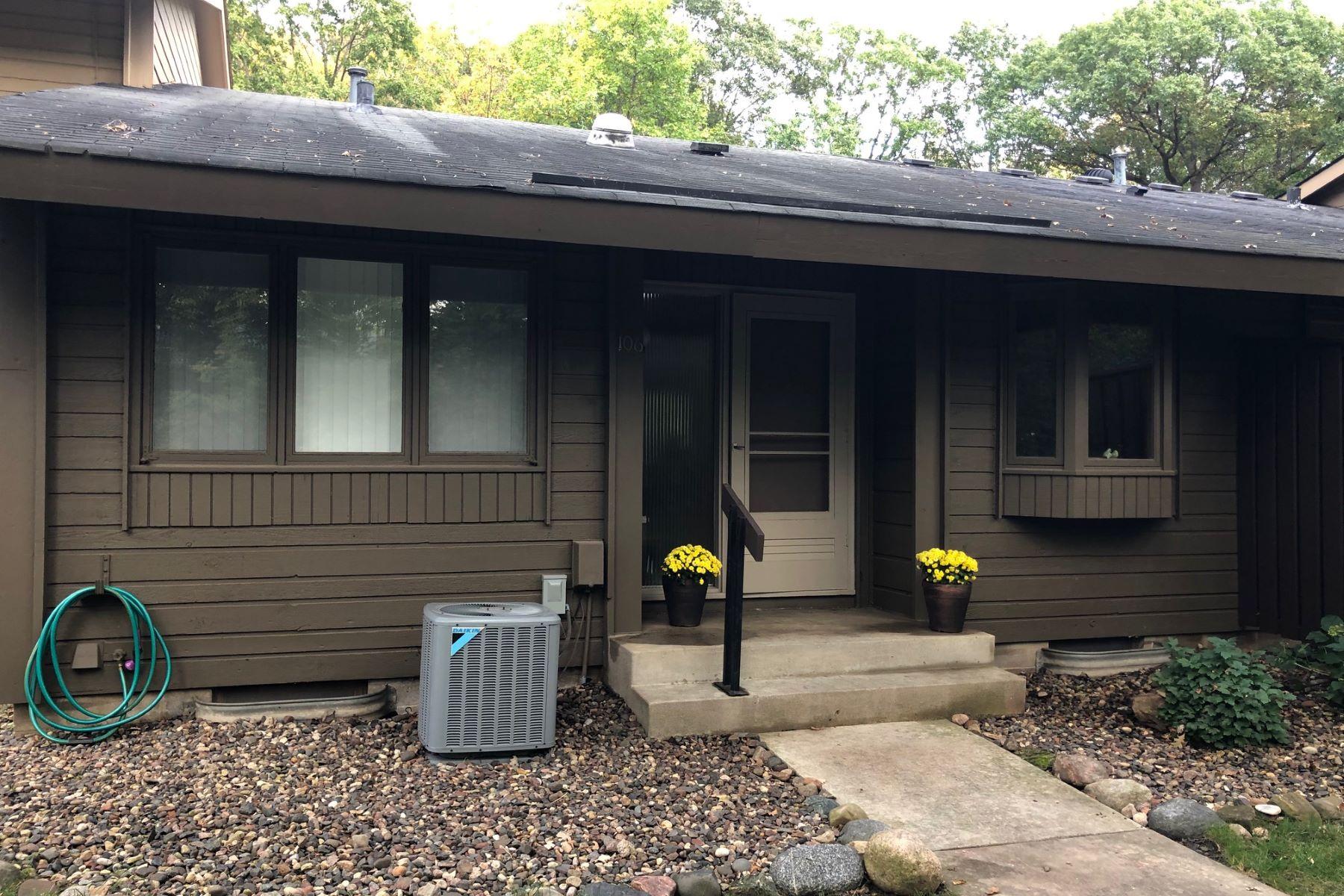 townhouses voor Verkoop op Burnsville, Minnesota 55337 Verenigde Staten