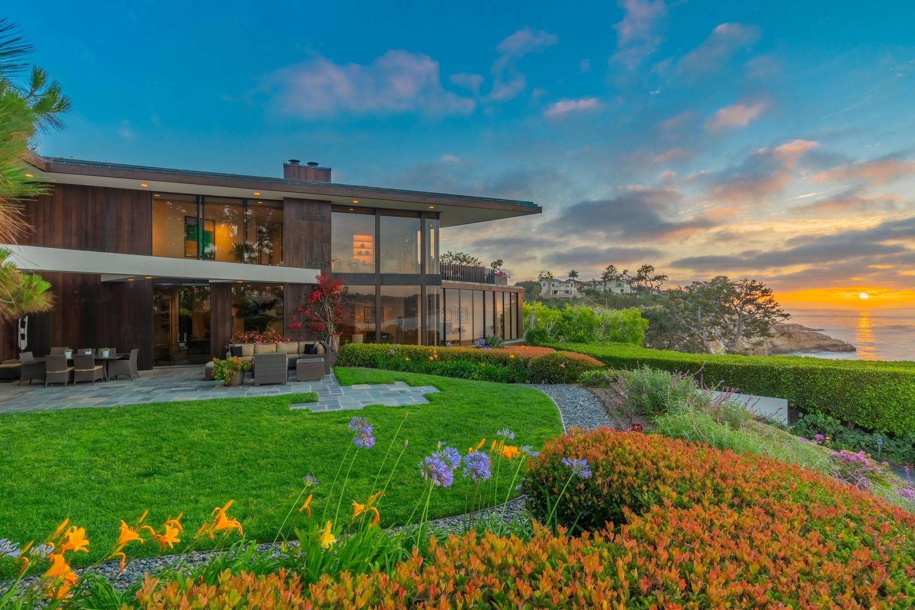 Single Family Home for Active at 1585 Coast Walk La Jolla, California 92037 United States