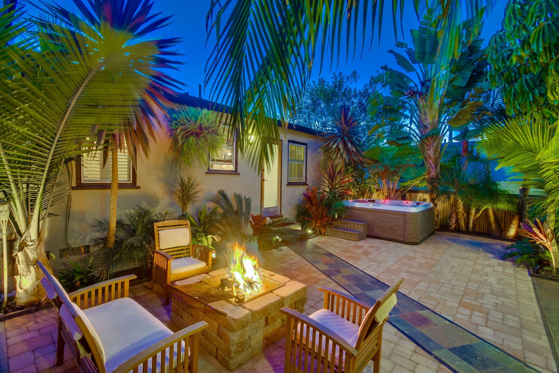 Multi-Family Homes por un Venta en 4766-4768 Bermuda Ave 4766 Bermuda Ave San Diego, California 92107 Estados Unidos