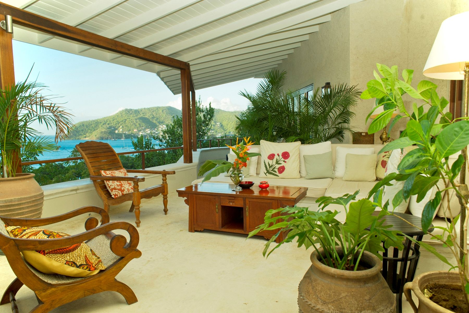 Single Family Home for Sale at A Caribbean Classic - Cassava House Bequia, Saint Vincent And The Grenadines