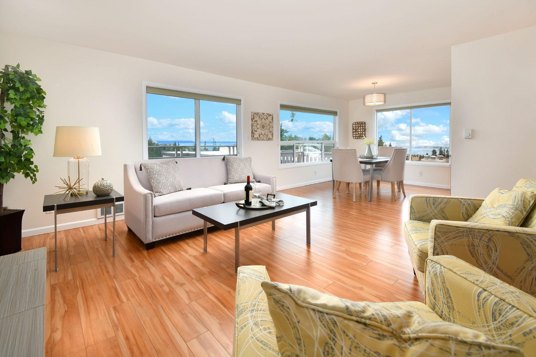 Condominiums por un Venta en Edgewood 1110 5th Ave S Unit #405 Edmonds, Washington 98020 Estados Unidos
