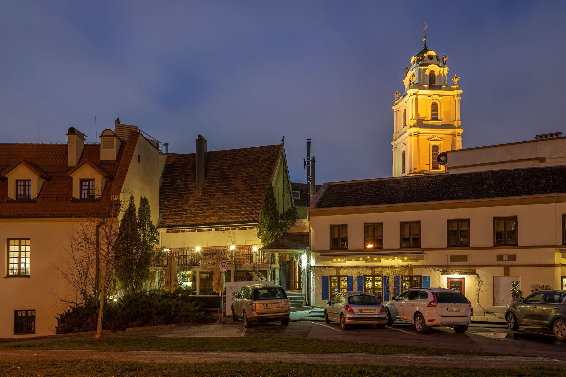 townhouses por un Venta en In the heart of the Old Town Vilnius, Vilnius County Lituania