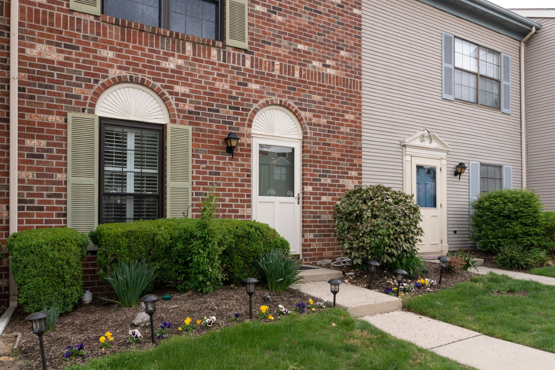 Townhouse for Sale at Terrific Townhouse 5 Van Buren Place, Lawrenceville, New Jersey 08648 United States