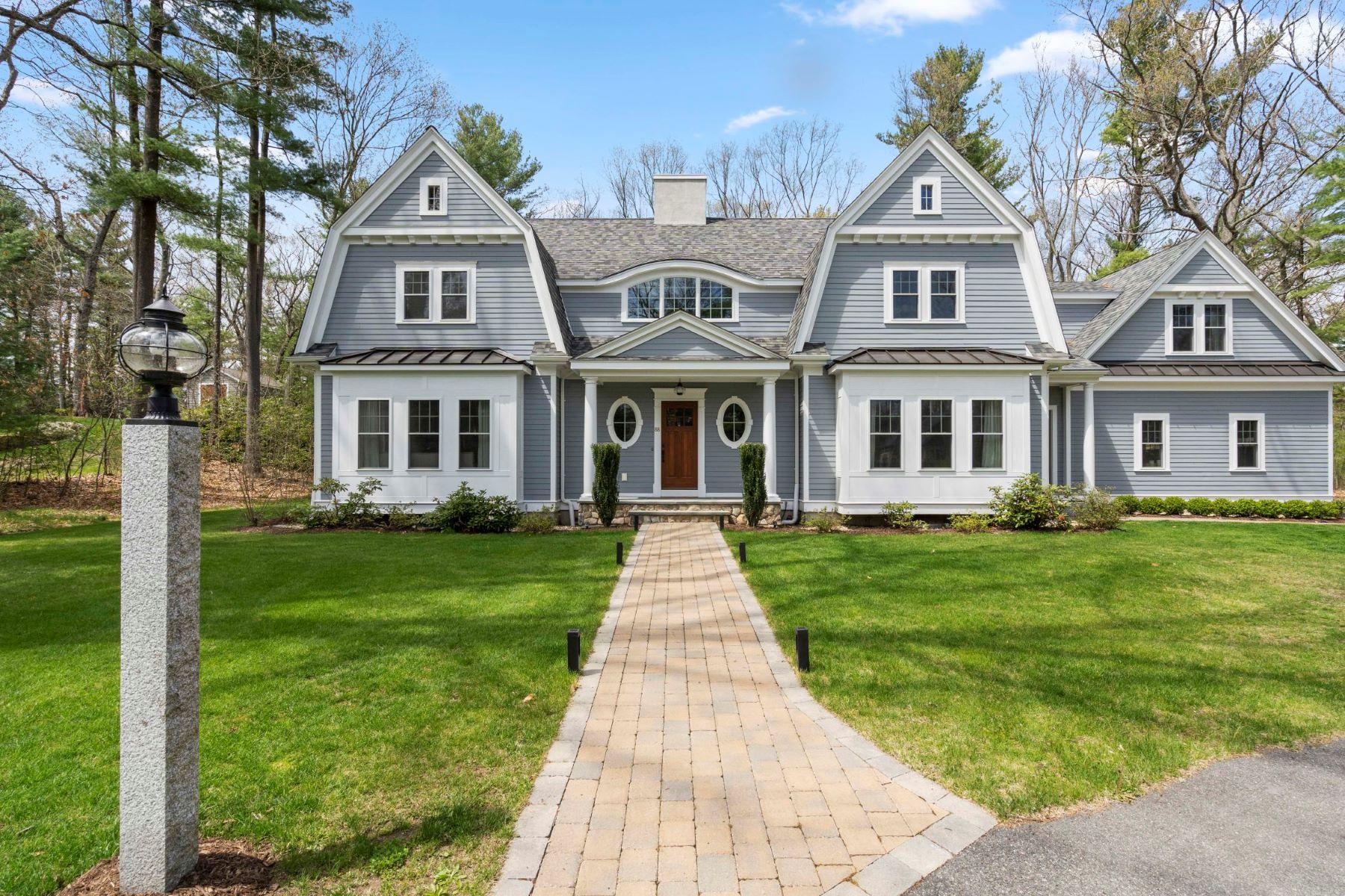 Single Family Homes για την Πώληση στο 88 Sweetwater Ave. Bedford, Μασαχουσετη 01730 Ηνωμένες Πολιτείες