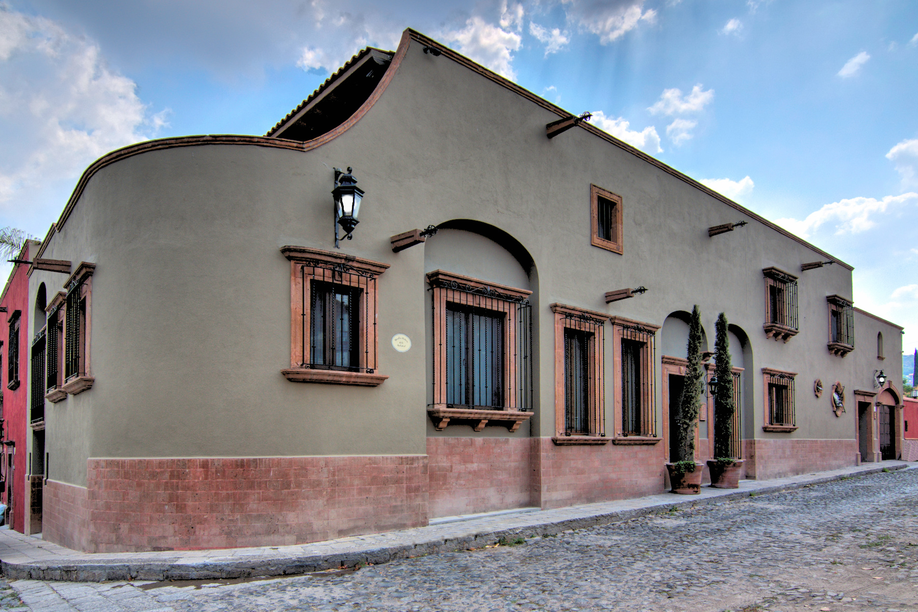 Single Family Home for Sale at CASA DOS FUENTES Soledad 2 San Miguel De Allende, Guanajuato 32770 Mexico