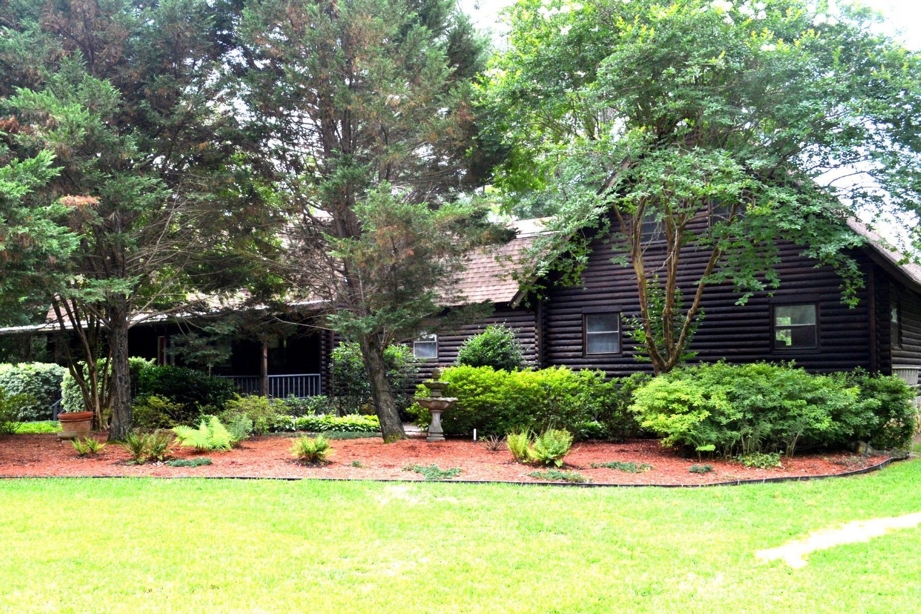 独户住宅 为 销售 在 36 Woodland Farm Road, Natchez 36 Woodland Farm Rd 纳切兹, 密西西比州 39120 美国