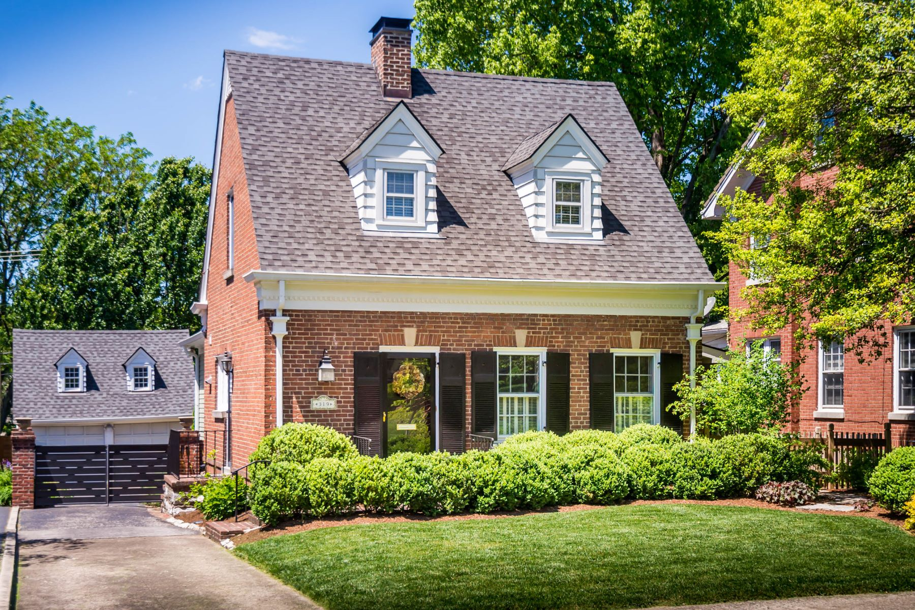 Single Family Home for Sale at 319 Ridgeway Road Lexington, Kentucky 40502 United States