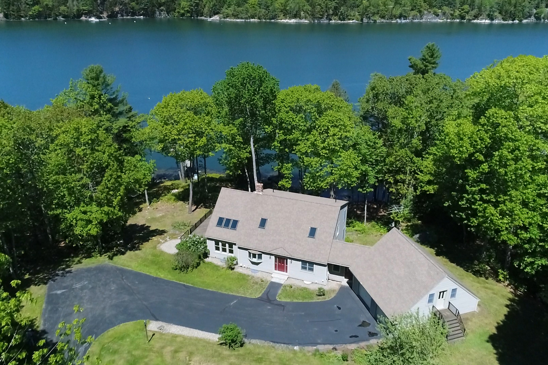 Single Family Home for Sale at 37 Webb Road, Edgecomb Edgecomb, Maine 04556 United States