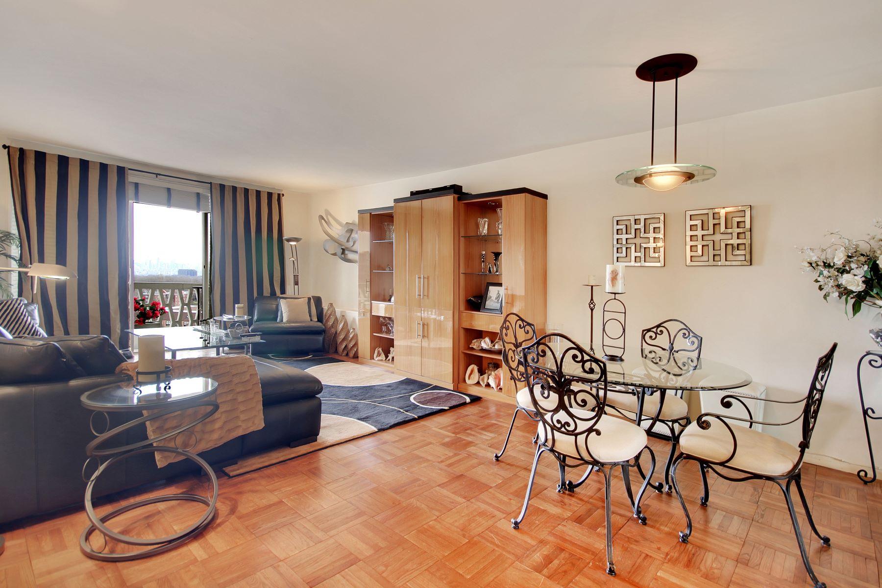 共管式独立产权公寓 为 销售 在 Mediterranean Towers South 2000 Linwood Ave 15L, 李堡, 新泽西州, 07024 美国