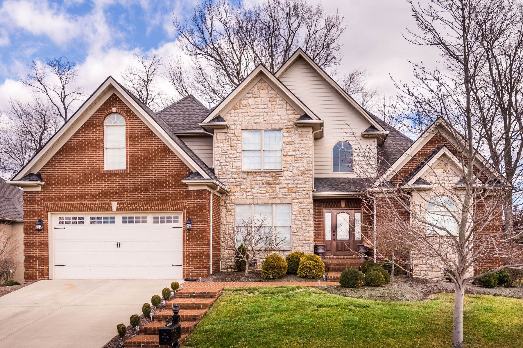 Single Family Home for Sale at 3309 Blackford Pass Lexington, Kentucky 40509 United States