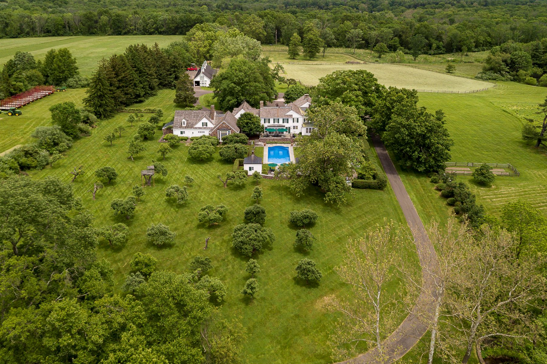 Additional photo for property listing at Green Valley Farm 286 Carter Road, Princeton, New Jersey 08540 Hoa Kỳ