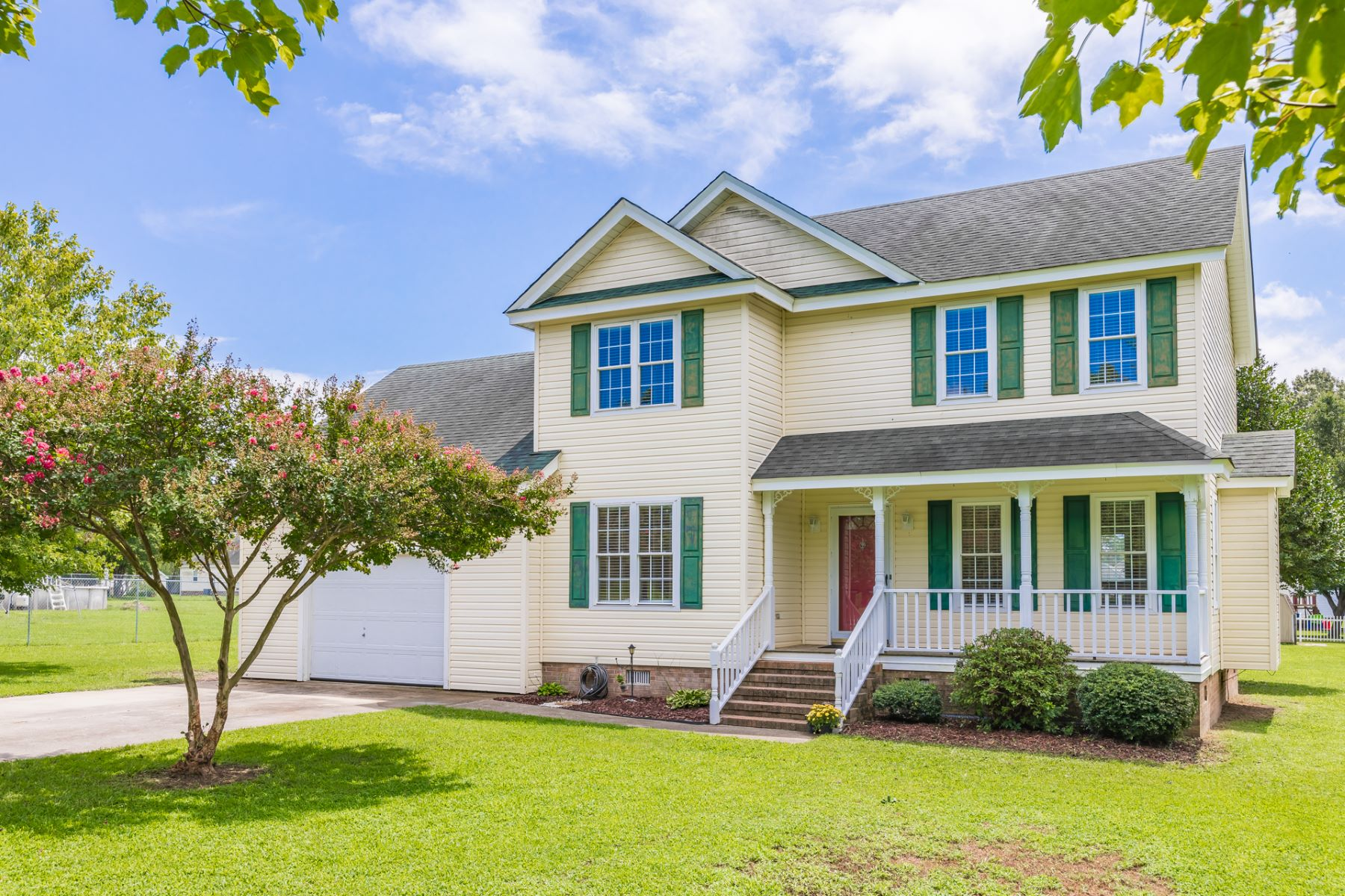 Single Family Homes for Active at BRUMSEY LANDING 144 Brumsey Road Moyock, North Carolina 27958 United States