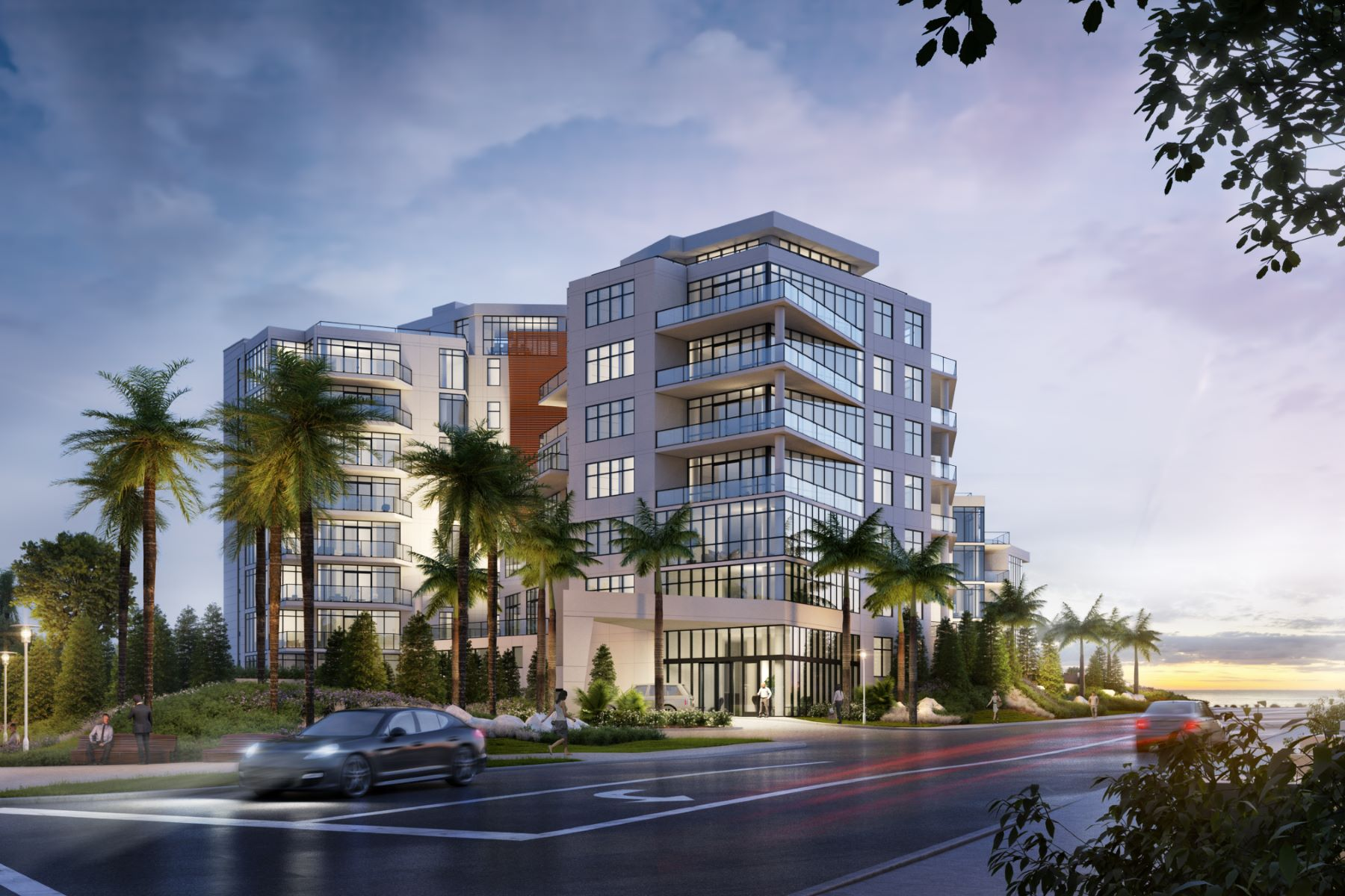 Condominiums للـ Sale في South Beach at Long Branch 350 Ocean Avenue 504, Long Branch, New Jersey 07740 United States